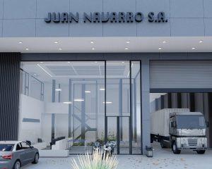 Dirección de obra Juan navarro S.A